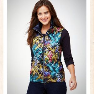 Tommy Bahama vest small